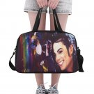 Michael Jackson Tote and Cross Body Travel Bag