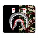 Shark Camo Mousepad Non Slip Neoprene