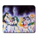 All Complete Sailor Moon Mousepad Non Slip Neoprene