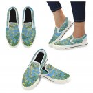 Size US 8  Almond Branches in Bloom Van Gogh Women's Slip On Canvas Shoes