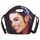 Michael Jackson Neoprene Lunch Bag (Large)