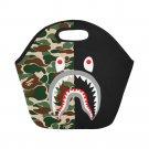 Shark Camo Neoprene Lunch Bag (Small)