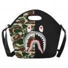 Shark Camo Neoprene Lunch Bag (Large)