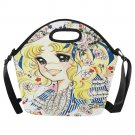 Candy Candy Old Comic Anime Manga Neoprene Lunch Bag (Large)