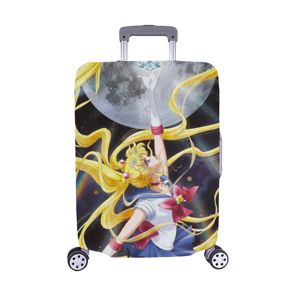 Size L - Sailor Moon Crystal Luggage Cover