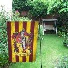 "Gryffindor Harry Potter Fraternity Garden Flag 12"" x 18"""