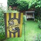 "Hufflepuff Harry Potter Fraternity Garden Flag 12"" x 18"""