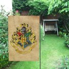 "Hogwarts House Harry Potter Fraternity Garden Flag 12"" x 18"""