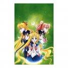 """Sailor Moon Inner Solar Wall Art Poster 23"""" x 36"""""""