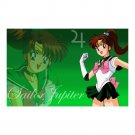"Sailor Jupiter Wall Art Poster 23"" x 36"""