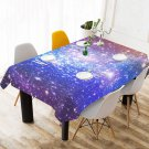"Galaxy Universe 52"" x 70"" Table Cloth Tablecloth Table Cover"