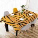 "Tiger Pattern 52"" x 70"" Table Cloth Tablecloth Table Cover"