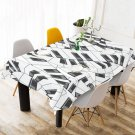 "Piano 52"" x 70"" Table Cloth Tablecloth Table Cover"