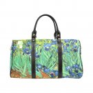 Irises Van Gogh Travel Bag (Small)