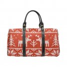 Reindeer Christmas Love Travel Bag (Small)