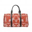 Reindeer Christmas Love Travel Bag (Large)