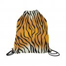 Tiger Stripes Drawstring Bag for Sports or Gym