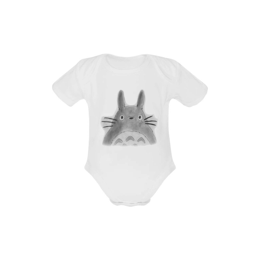 18 Months Totoro Baby Creeper Short Sleeve One Piece