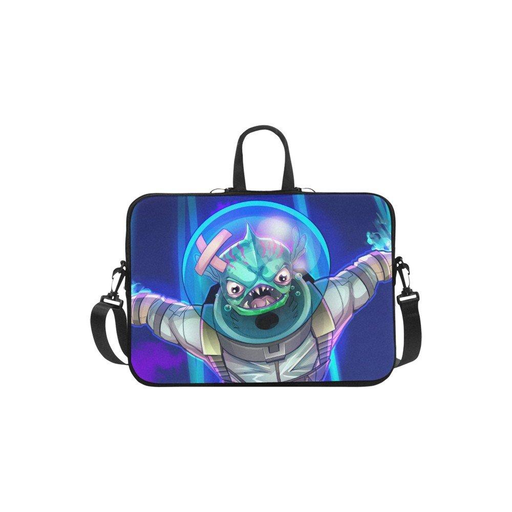 "Levi-athan Sleeve Case Messenger Shoulder Laptop Bag Compatible with Macbook Pro 15"""