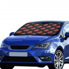 "Akatsuki Cloud Car Auto Sun Shade Windshield 55"" x 29.53"""