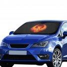 """Phoenix Bird Car Auto Sun Shade Windshield 55"""" x 29.53"""""""