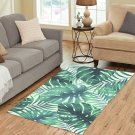 "Palm Leaves Area Rug size 60""x 39"""