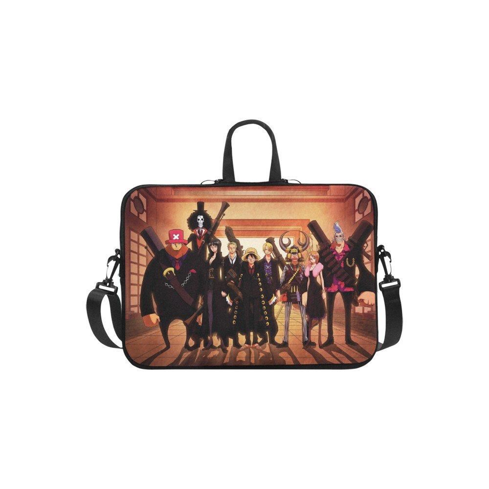 "One Piece Stands Up Sleeve Case Messenger Shoulder Laptop Bag Compatible with Macbook Pro 17"""