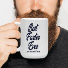 Best Farter Ever Mug Christmas Birthday Thanksgiving Family Friend Gift (15 Oz)
