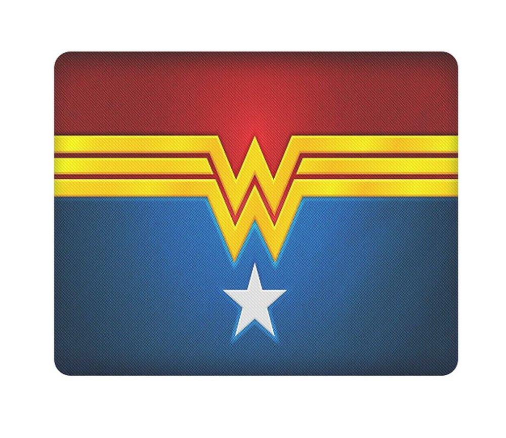 Wonder Woman Rectangle Mousepad Non Slip Neoprene