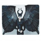 Maleficent Rectangle Mousepad Non Slip Neoprene