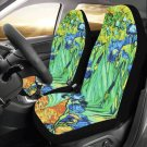 Irises Van Gogh Car Seat Covers (Set of 2)