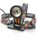 Focus Adjustable High Brightness Headlamp / Bicycle Lamp