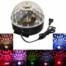 LB18R LT 18W Energy-saving Auto / Sound Control RGB LED DJ Stage Lighting