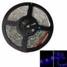 20W SMD5050 5m 150LEDs Blue Light Epoxy Waterproof LED Light Strip (White Lamp Plate) (12V)