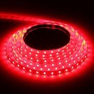16.4Ft Waterproof 75W 5m 300LEDs 5730SMD 635-700nm Red Light LED Light Strip (DC 12V)