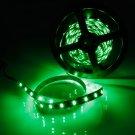 5M 36W 300 SMD5630 LED Green Light Normal Brightness Flexible LED Light Bar Strip (12V)