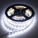 5M 75W 300 LED 5050 SMD 3000-3600LM 3000-3500K Decorative Light Strip White (DC 12V)