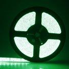 Double LED Light Bar 5M 90W 900 LED 3528 SMD Waterproof Green Decorative Light (DC 12V)