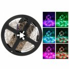 300-LED SMD3528 RGB IR44 Controller 5M Flexible LED Light Strip with Remote Control (12V)