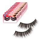 20 Pairs Soft Synthetic Fiber False Eyelash HR120