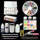 Acrylic Liquid Nail Art Kit Set
