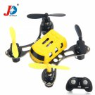 JXD 395 2.4GHz 6 Axis Gyro RC Quadcopter (Mode 2) Yellow