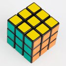 SHS 235 Smooth 3x3x3 Fancy Rubik's Cube Puzzle Toy Black