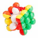 DS899 DS-175 3x3x3 Round Bead Rubik's Cube Puzzle Toy Colorful