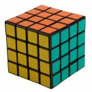 SHS 4x4x4 Rubik's Revenge Magic Cube Puzzle Toy Black
