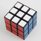 SHS 3x3x3 Wind Rubik's Magic Cube Puzzle Toy Black