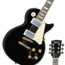 Humbucking Pick-up Electric Guitar with Bag & Accessories Black