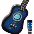 """23"""""""" Blue Toys Childrens Acoustic Guitar & Pick & Strings"""