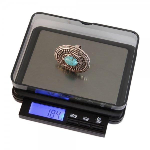 2000g x 0.1g Digital Pocket Jewelry Scale