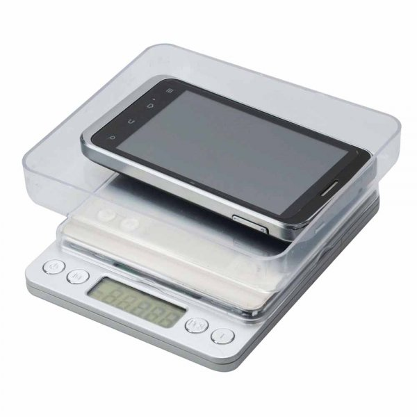 500g/0.01g High Precision LCD Display Professional Electronic Mini Digital Jewelry Scale